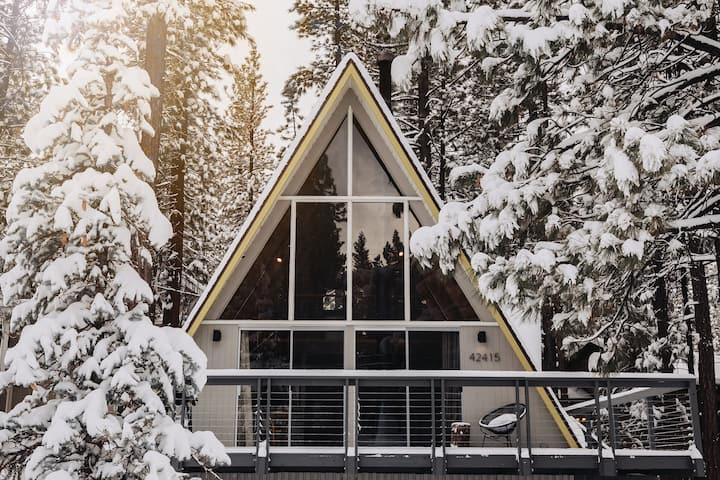 Rancho Pines I Juniper, Skiing + Lake + Hot Tub