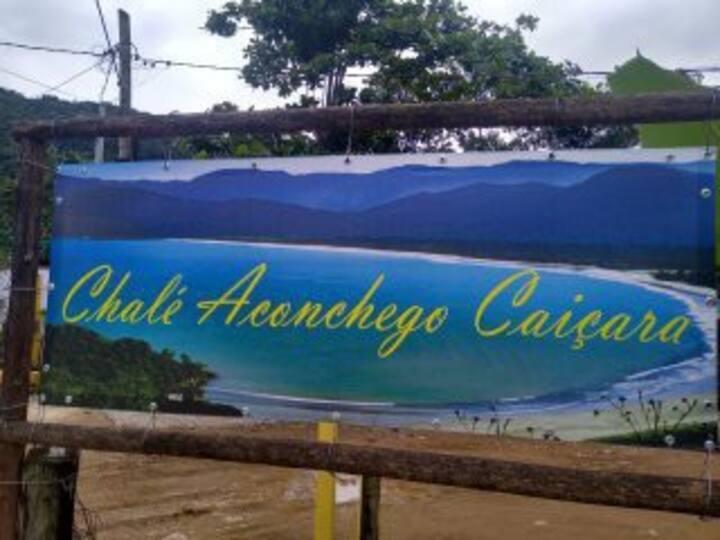 Chalé Aconchego Caiçara 2 - Ubatumirim-Ubatuba SP