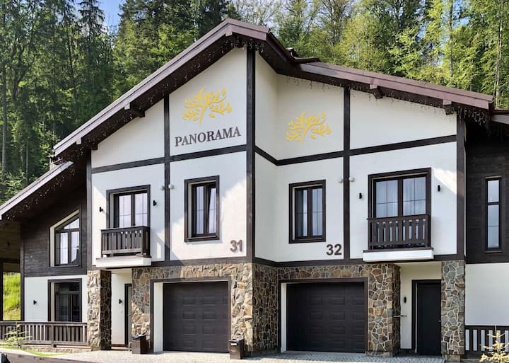 PANORAMA Chalet Mountain Residence