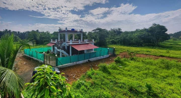 Anvi Homestay 2 BHK Villa @ Nagaon, Alibaug