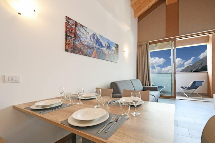 Appartamento Trilocale - Ai Suma residence Bormio
