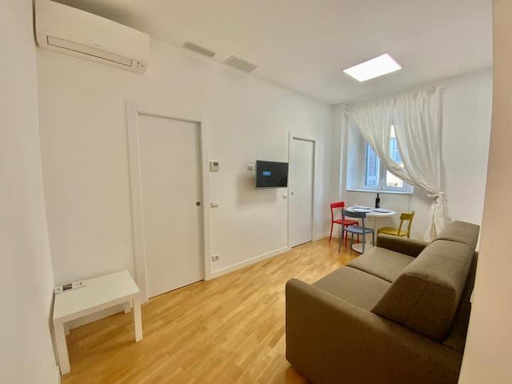 Mizar-Strepitoso appartamento appena ristrutturato