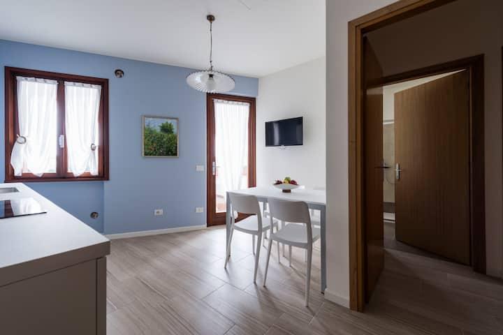 Appartamento Lago di Garda -Villa Lenotti