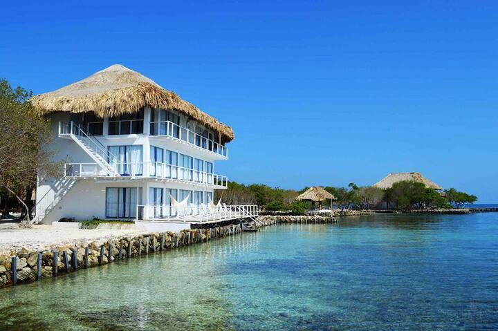 ISLA PRIVADA El secreto mejor guardado del Caribe