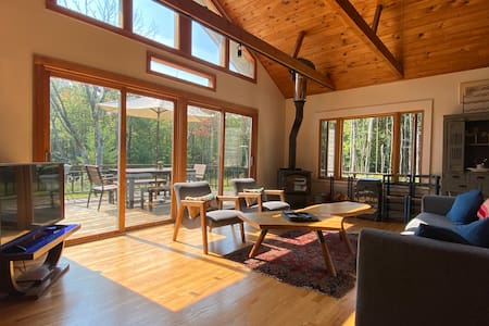 Private Wooded Cottage in the Catskill Mountains