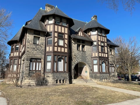 Historic Home on Center Ave
