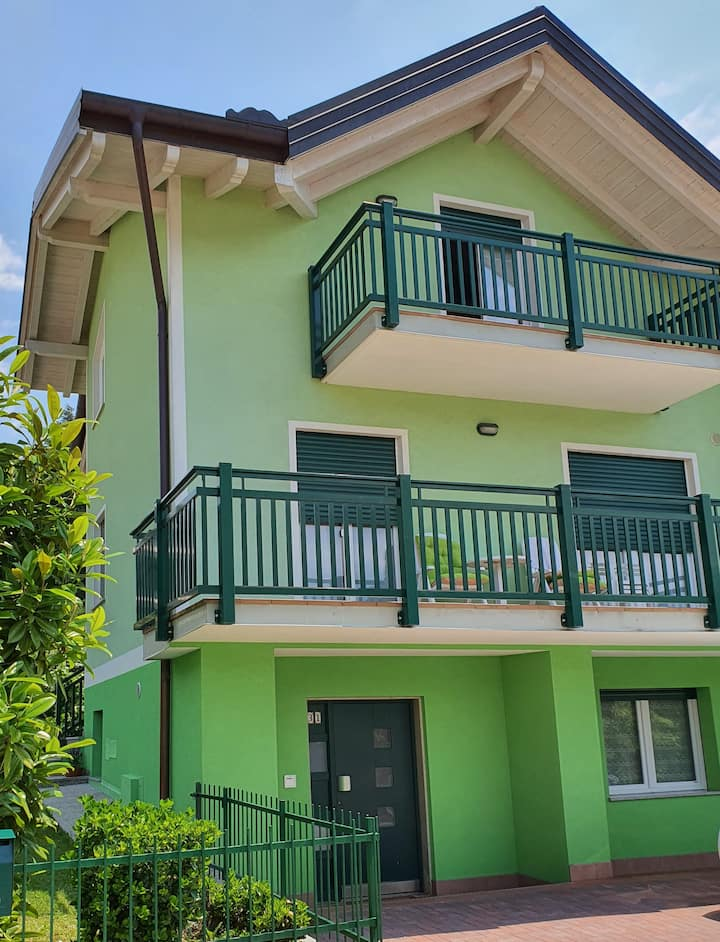 Appartamento Casetta Verde  CIPAT 022104-620911