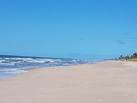 Refúgio Provisório - Praia de Siribinha - Térreo