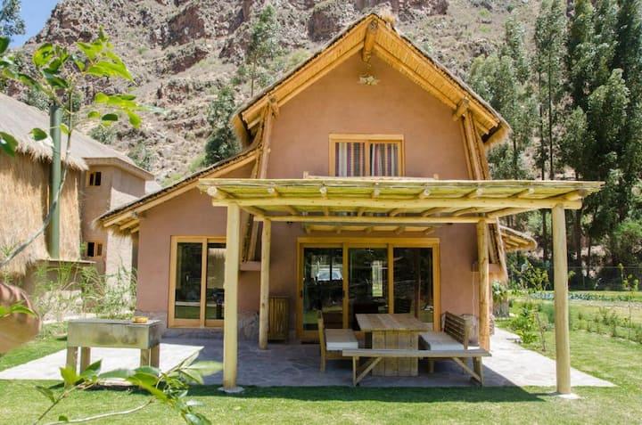 Lodge frente al río - Valle Sagrado de los Incas
