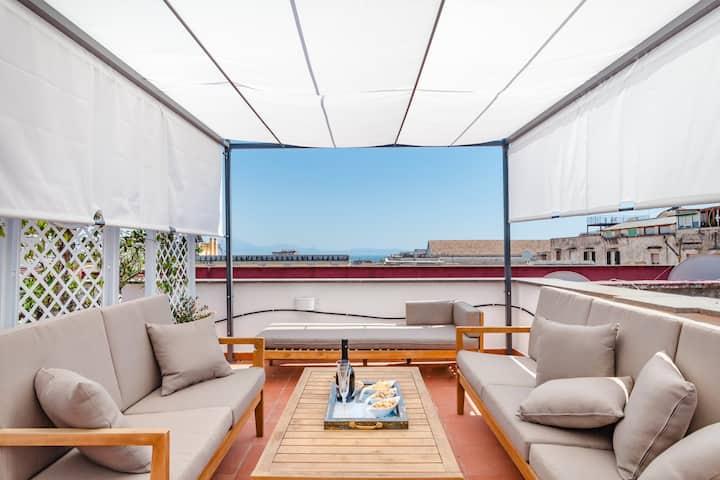 Palazzo Marigliano - Don Francesco Apartment