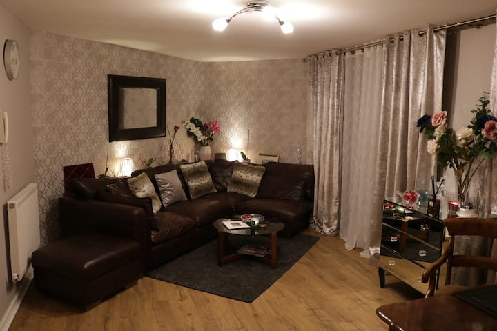 Apartment at Sanderson Villas, Gateshead