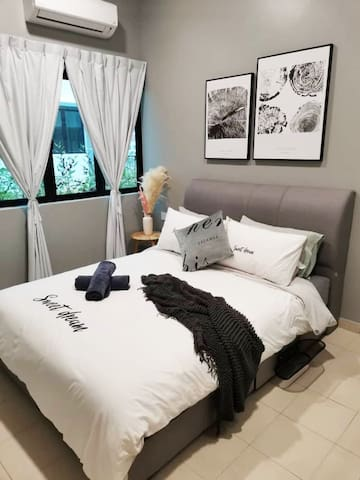 Xin Lodge - Pangkor Island Cozy Home Apartment