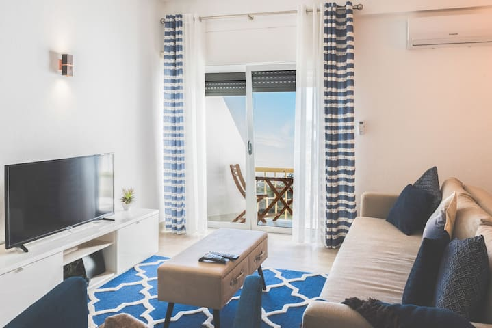 Blue & Brown Alvor - Apartment