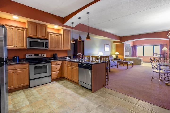 Chula Vista Resort 2-Bedroom Condo Wisconsin Dells