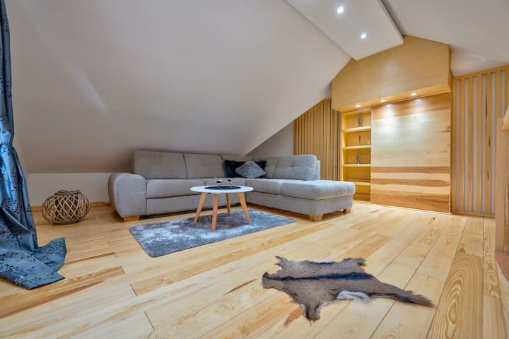 Krila Zlatibora Deluxe Loft