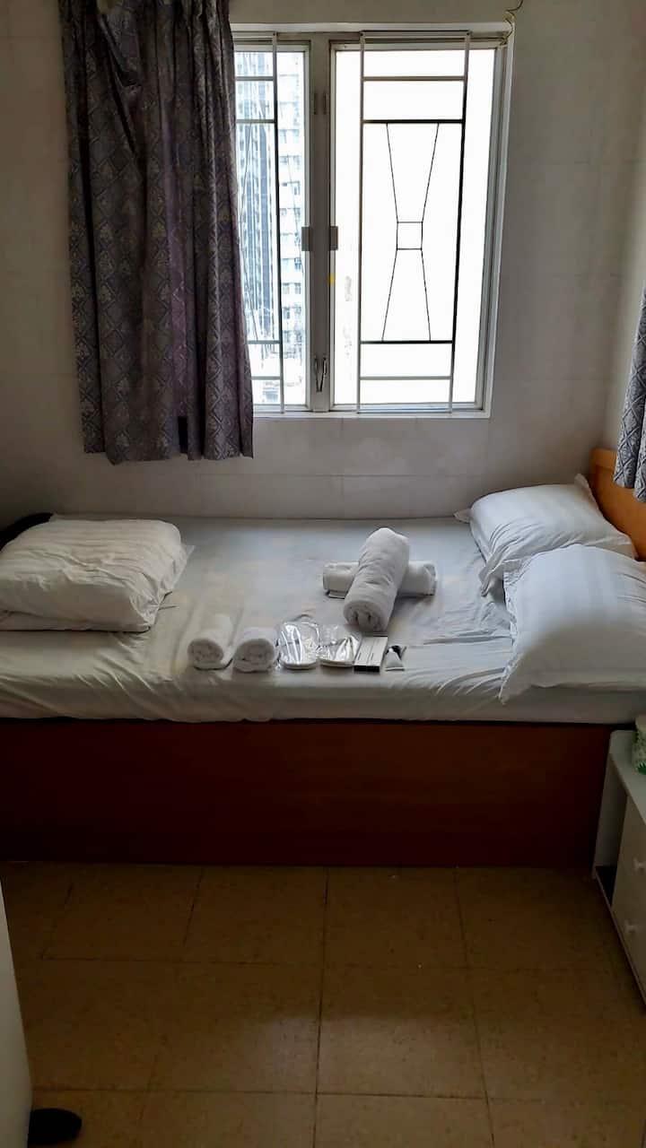 志城賓館 Chi Shing Hotel (01) - 標準單人房 Single bed room