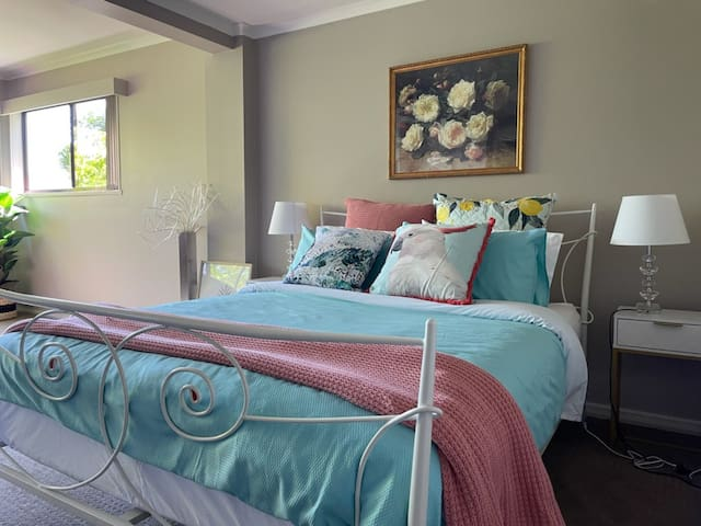 Second bedroom.  Linen subjected to change
