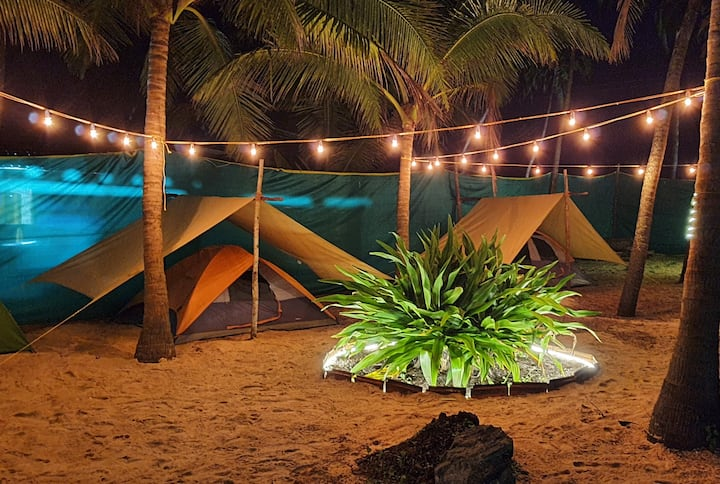Zone 51 Malpe - Campsite & Tent Stay