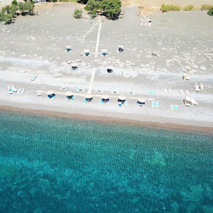Beachfront Cabana