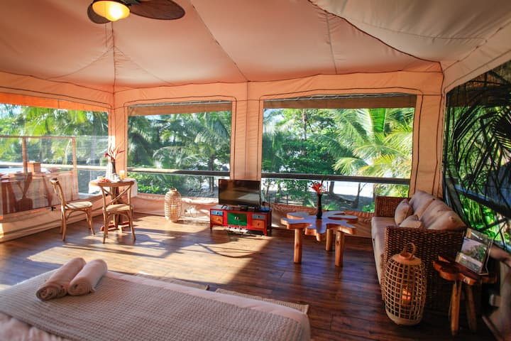 Rooftop Eco Chic Glamping