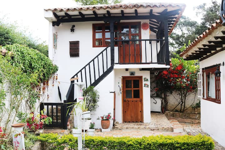 San Ángel Garden Cottage