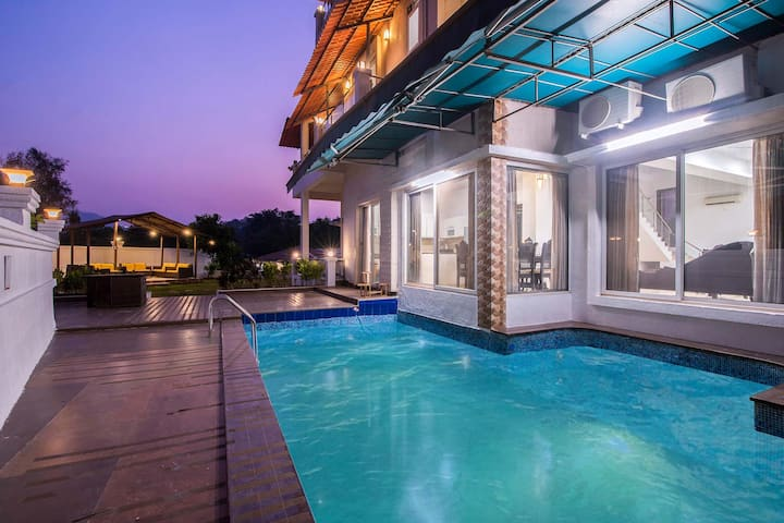 Casa Serenity -5BHK-DISINFECTED BEFORE EVERY STAY