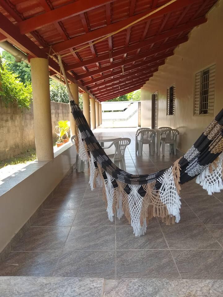 As Kalungas - Casa em Cavalcante-GO