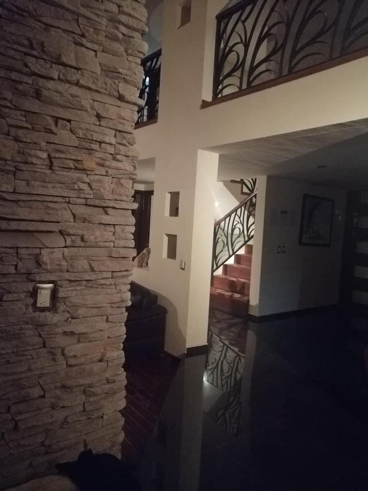 """Cabaña (casa) """" Los indios"""""""
