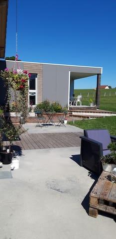 Joli appartement à la campagne