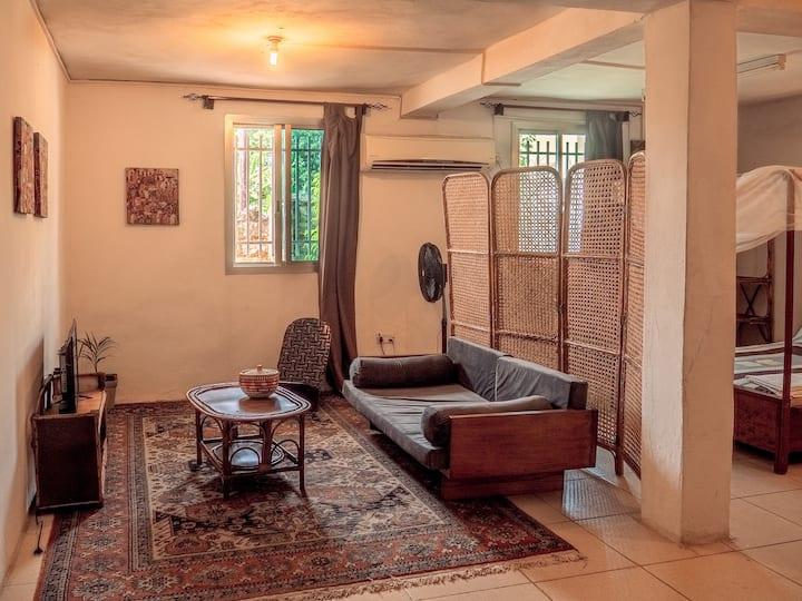 Pangolin House - Studio room