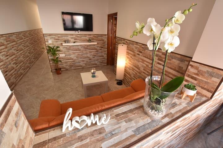 Casa Colmena, ideal para familias y amigos