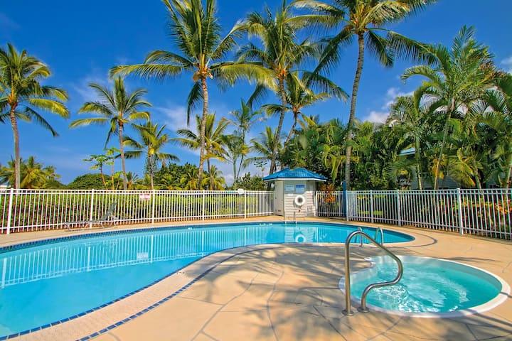 Spacious 1 Bedroom Suite w/ 6 Pools & 6 Hot tubs!