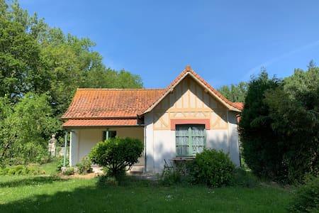 Cottage pour 4 en campagne - Manoir Bois-en-Ardres