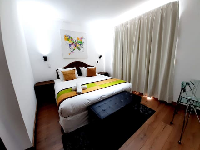 Habitación doble (Bienvenidos a Disfrutar)