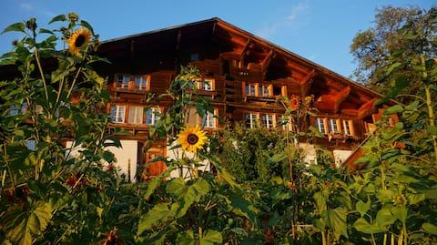 Къща Hasliberger с красиви гледки