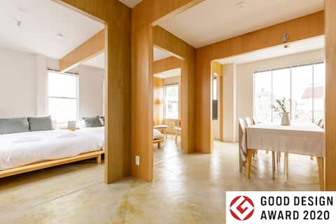 Hotel Re:ONcE Shibuya・Room 4・Good Design Award