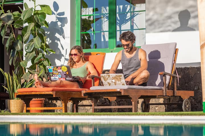 Surfescape Fuerteventura - Comfy double room