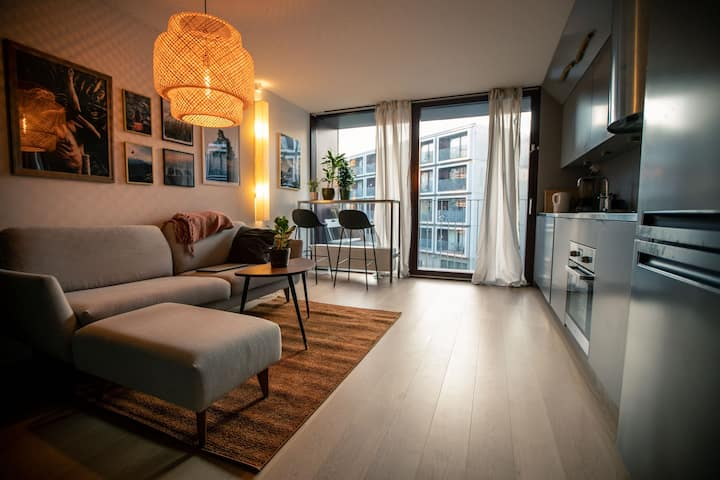 New built Apartment in south side of Sthlm