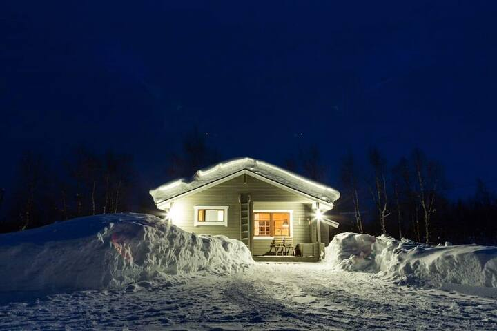Anna Aurora - a northern lights cabin in Lapland C