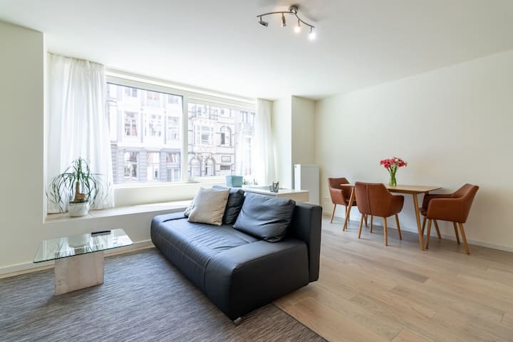 Apartment close to the Sint Pieters station