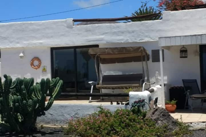 Casita with jacuzzi and beautiful sea views.
