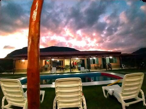 Casa de Campo  - Rancho Braga Aguiar