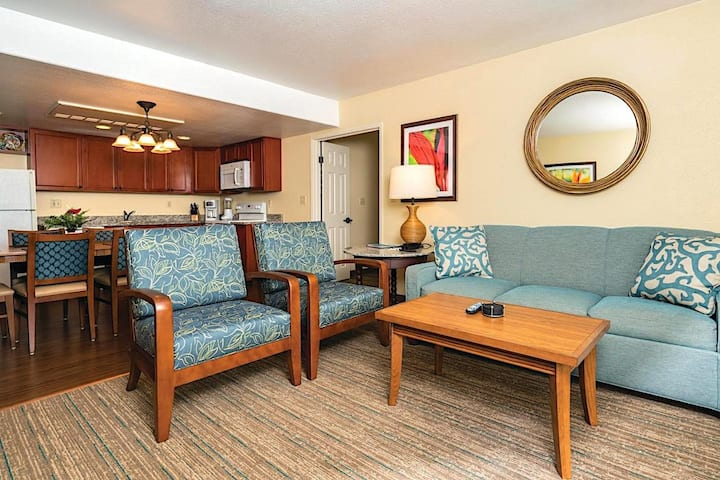 1 Bedroom Suite on Kauai's Royal Coconut Coast