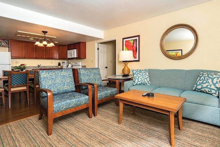 1 Bedroom Suite on Kauai's Royal Coconut Coast