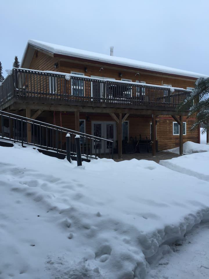 Woody's Alaskan View