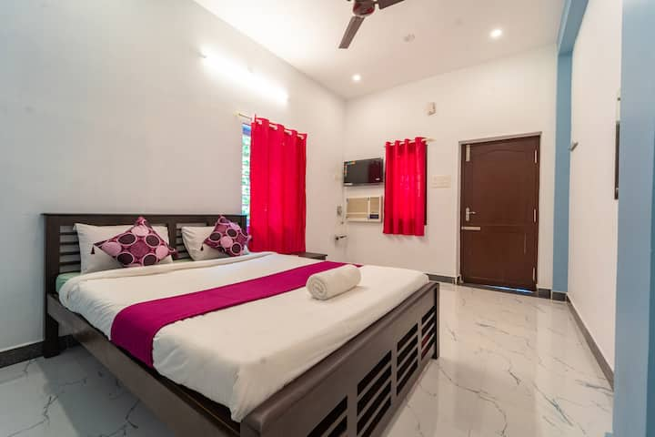 Room in Farm house Auroville Road