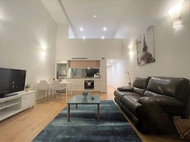 Modern Stylish 1Bedroom Loft At Waterloo
