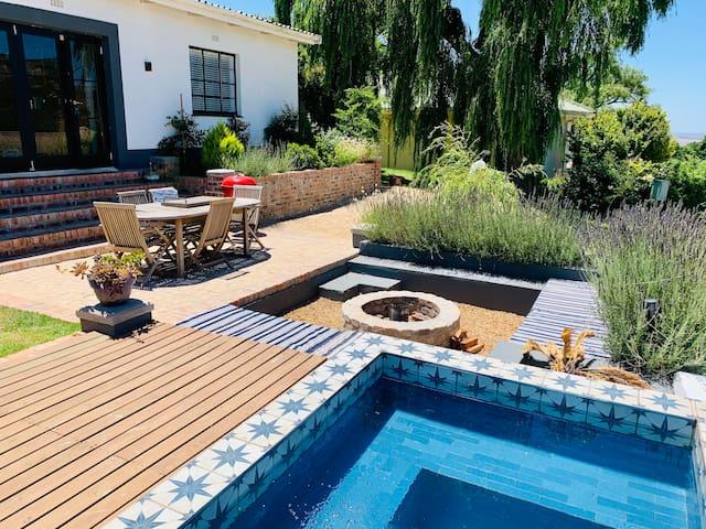 Orchard House - Luxury Cottages @Jackal River Farm