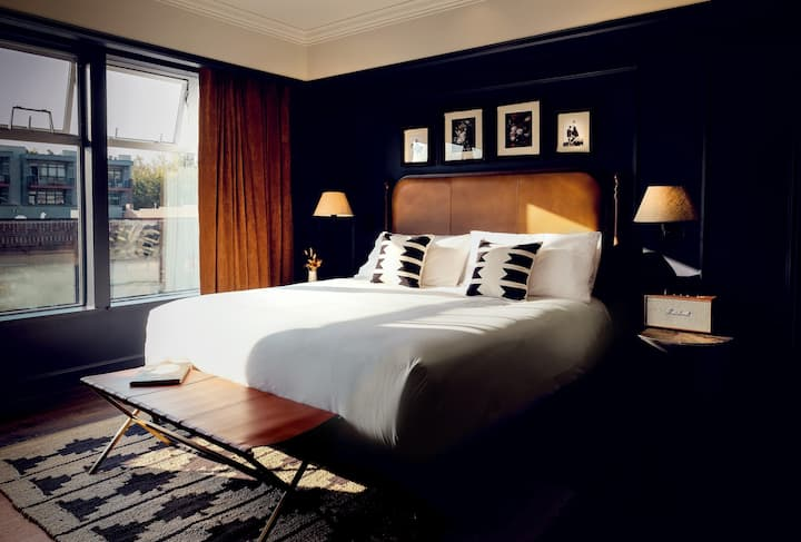 Explorer's Suite in Locally-Rooted Boutique Hotel