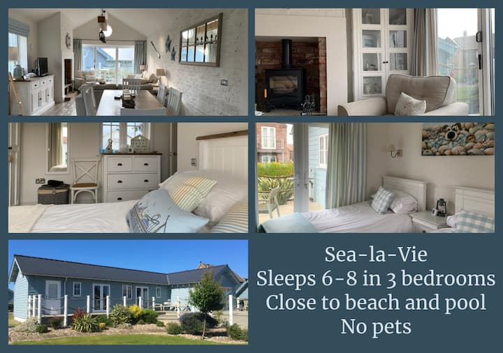 Sea-la-vie at The Bay Filey - 3 beds, sleeps 6-8